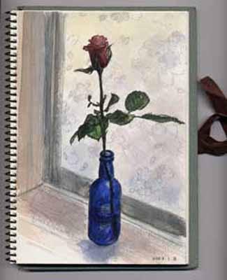 凍れる薔薇