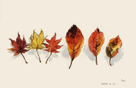 秋色くらべ